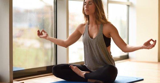 5 minutos de Yoga matutino