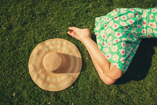 Proteger a los niños del sol