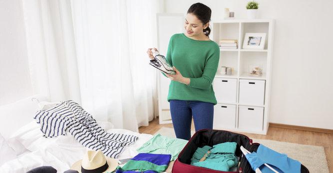Make up en la valija: ¿Cómo armar un kit de viaje?