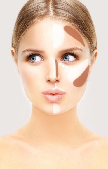 Esculpir el rostro en 5 minutos: los consejos de los profesionales