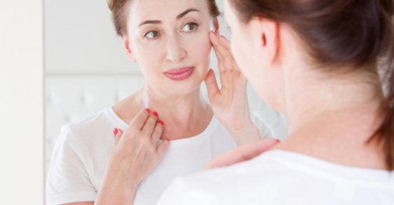 Menopausia y piel seca, ¿cómo combatirla?